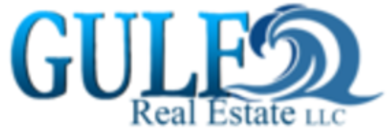 Logo for Gulf Real Estate LLC