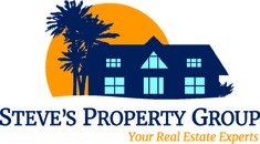 Logo for Steves Property Group - Your Real Estate Experts
