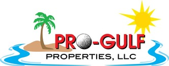 Logo for Pro-Gulf Properties, LLC