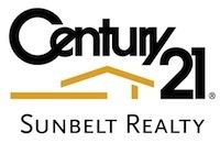 Logo for Century21 Fine home &Estates Sunbelt Realty