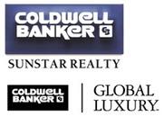 Logo for Coldwell Banker, Sunstar Realty