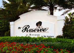 The Reserve at Estero