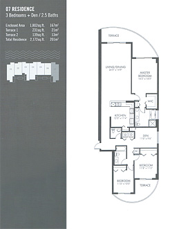 Oasis Floor Plan