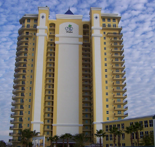 The Beau Rivage, main building