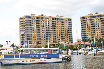 Tarpon Point boat tour